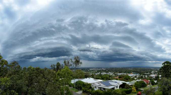 STORM WARNING: Damaging winds, hail likely for Ipswich area