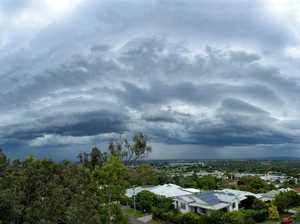 Thousands without power as storms sweep Ipswich, SEQ