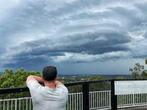 Storm over Ipswich