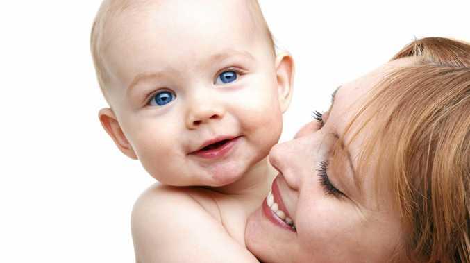 Generic baby photo.