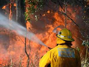 Cooloola Cove property poses one of worst fire risks in Qld