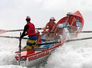 Woolgoolga to make a boat series splash