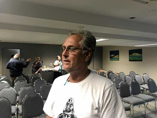 South Mackay resident Neville Sherrin said his insurance had increase 400% in eight years and he hadn't made one claim.