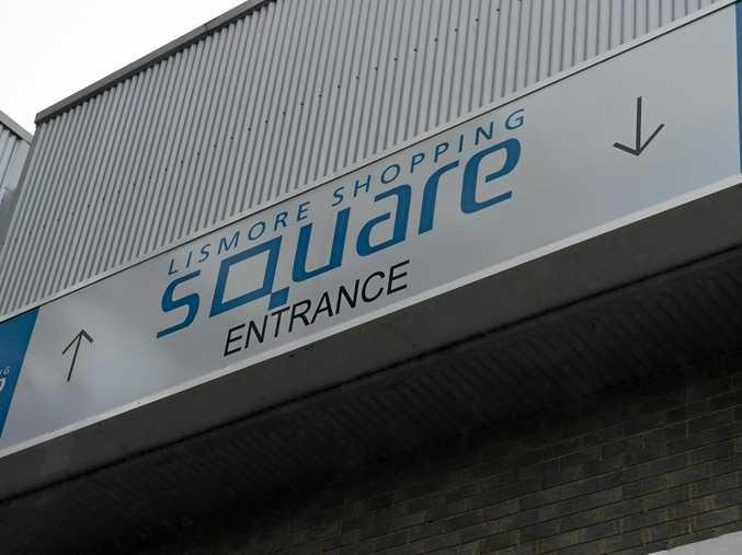 Lismore Square Shopping Centre.