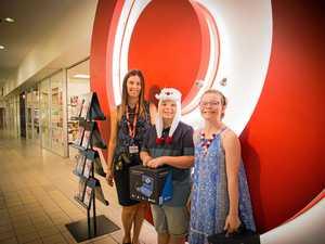 Sensory shopping makes a grand return