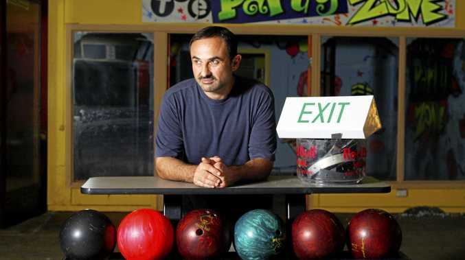 Ipswich Tenpin owner Dean Margiolas closed the business after being evicted from its flood damaged property at Bundamba in 2011.