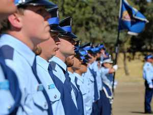 257 new police officers, but only one for our area