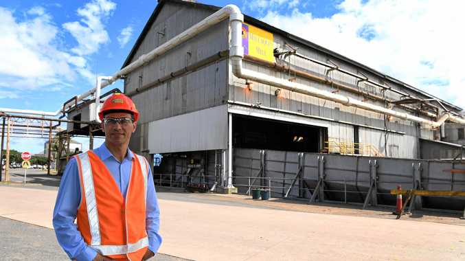 CHALLENGES: Millaquin Mill production manager Giuseppe Barazza said the year started well before hitting speed bumps around the middle of the crush.