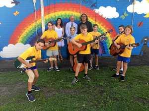 Falls fund instrumental in school's future