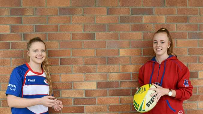 Collegians league tag player Bella Mountain has had a successful first year in the sport.