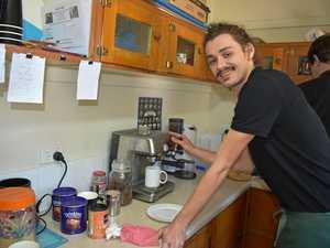 Gympie Kaufmann Centre students open cafe