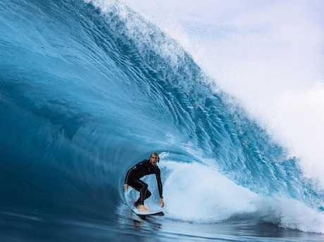 Owen Wright has mixed feelings about taking on Pipeline. Picture: Luke Shadbolt