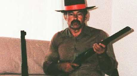 Serial killer Ivan Milat collected his victims' possessions as trophies.