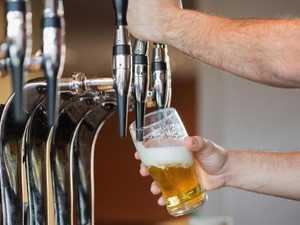 'I'm a daredevil!' Bartender still pulling beers at 100
