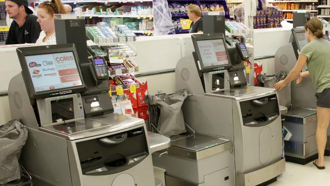 Self-service checkouts are the cause of much debate
