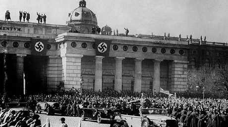 Hitler's rise is seen as a dramatic failing of democracy in the Weimar Republic