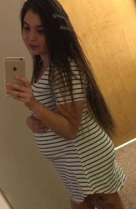 Savanna Greywind was looking forward to be a mother, her family say.