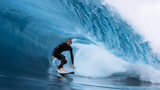 Owen Wright has mixed feelings about taking on Pipeline. Picture: Luke Shadbolt