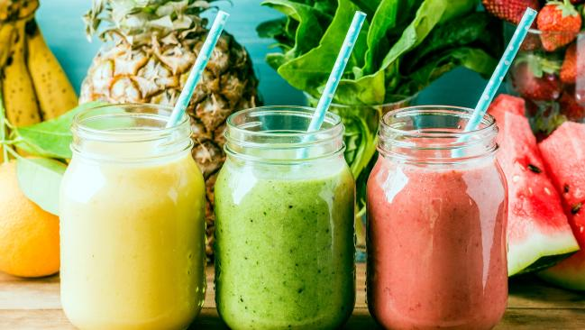 Your body absorbs liquid more rapidly, leading you to being hungry again sooner