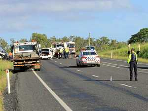 Glenella man charged after fatal Bruce Hwy crash