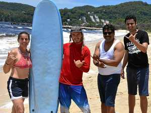 Indian delegates get a taste of the Coast's charisma