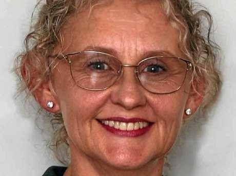 Independent candidate Donna Reardon.