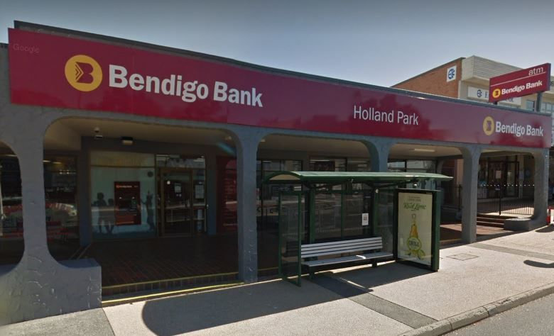 Two men will serve five years after they stole $300 during the robbery of a Bendigo Bank in September, 2015.
