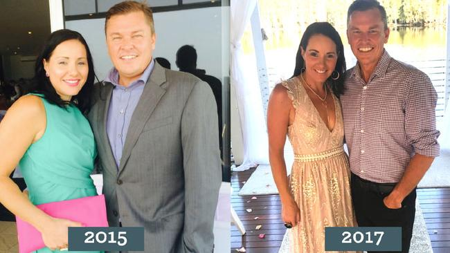 It started with 100 days of no alcohol and they've never gone back. Picture: Supplied