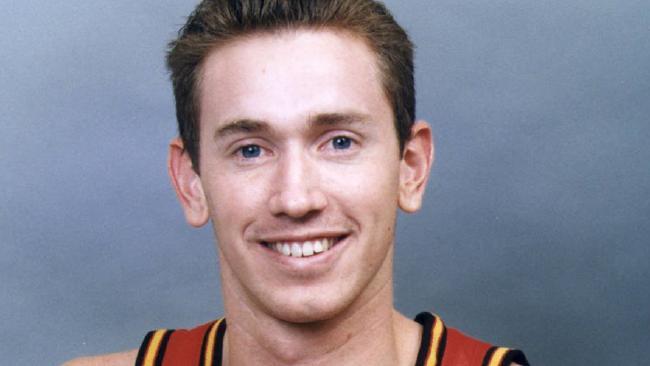 Former Melbourne Tigers star Blair Smith.
