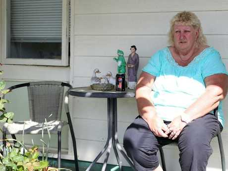 Gloria Swift, of Willmot, doesn't drink, smoke or gamble, but still has to budget in her housing department home. Picture: Matrix for news.com.au