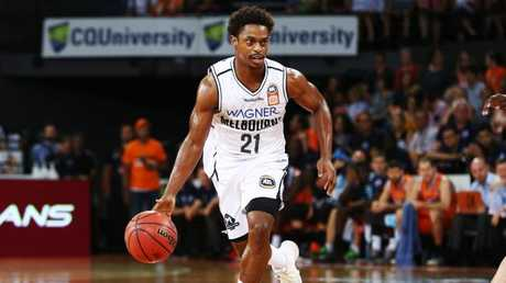 Casper Ware will be sorely missed by Melbourne United. Picture: Brendan Radke