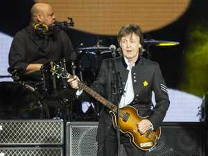 Paul McCartney Brisbane show: Hard day's night made easy