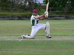 Lennox Head batsman Adam Fisher in FNC LJ Hooker