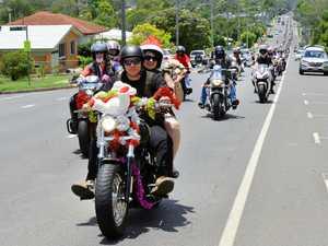 PHOTOS: Close to 1000 bikes join Ipswich Toy Run festivities
