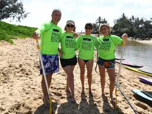 Paddle Boarding School 10 Dec