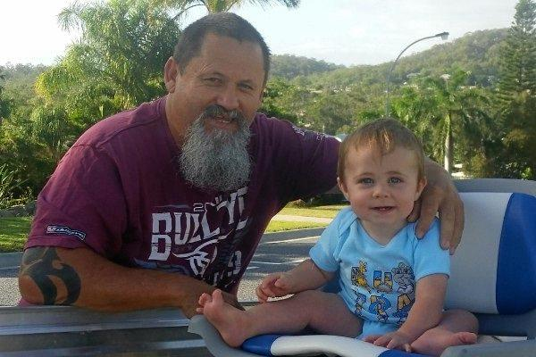 Derek Lyons is being deported to Scotland after 20 years living in Gladstone.