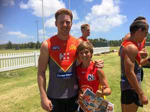 Gold Coast suns visit Byron Bay