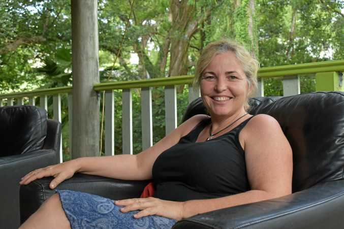 Chris Wilson, owner of The Gympie Jungle, is selling up to spend more time with her family.