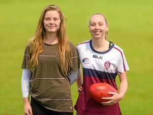 Clarence girls make another step toward AFL dreams