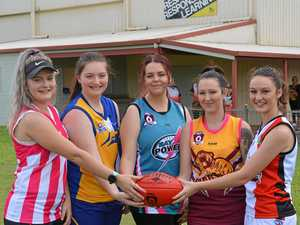 Shock inclusion makes for six-team women's AFL Wide Bay comp