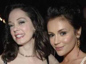 McGowan blasts 'fake' Charmed co-star