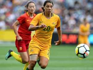 Matildas embrace 'tough' Asian Cup draw