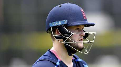 Ben Duckett was involved in the latest English controversy.