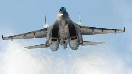 Russia's Su-35 is one of its most advance aircraft, and is exported to several nations including China.