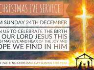 Christmas Eve Service at Gympie Baptist