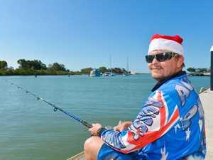 Jasen Ferguson at East Shores enjoying a bit of the