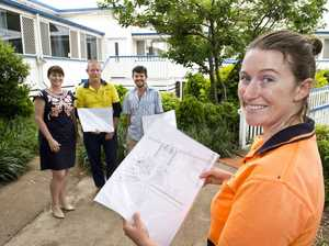 Plans for new gardens on the horizon at Sunrise Way