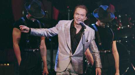 David Cassidy has been accused of groping a teenager.