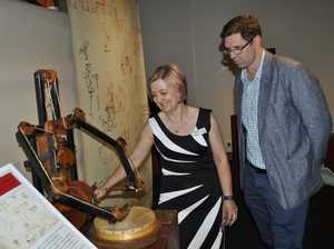 Da Vinci Machines launch at Cobb+Co Museum
