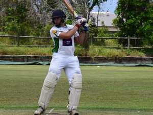 Lennox Head opening batsman Angus Callan in FNC LJ
